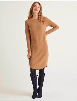 Leonora Textured Dress by Boden