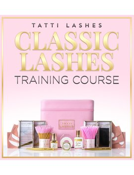 Classic Eyelash Extensions Training Course (Leeds) by Tatti Lashes