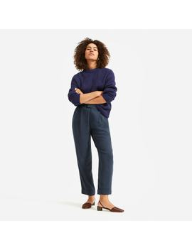 The Put Together Pleat Pant by Everlane