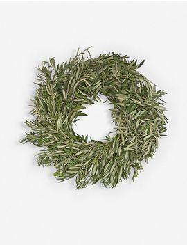Olive Branch Wreath by Lulu & Georgia