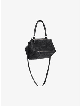Small Pandora Bag In Aged Leather by Givenchy