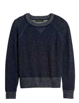 Cashmere Raglan Sweater by Banana Republic