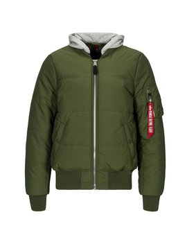 Ma 1 Natus Quilted Flight Jacket by Alpha Industries