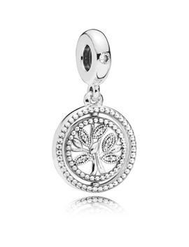 Spinning Tree Of Life Dangle Charm 797786 Cz by Pandora