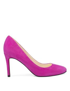 Dylan Round Toe Pumps by Nine West