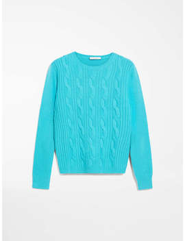 Wool And Cashmere Jumper by Max Mara