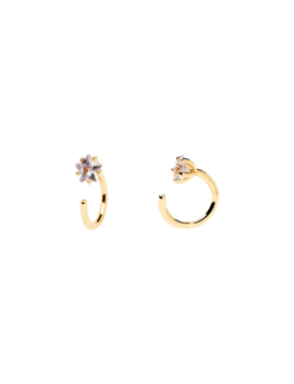 Astra Gold Earrings by P D Paola