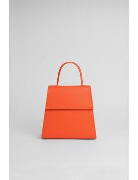 Monet Orange Leather by By Far