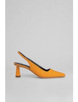 Diana Orange Plisse by By Far