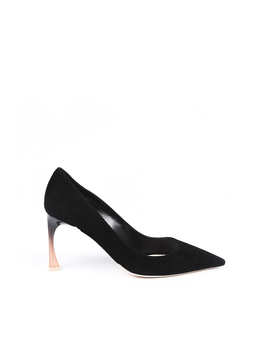 Songe Suede Pumps by Christian Dior
