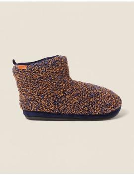 Laurence Multi Knit Boots by Fat Face