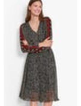 Embroidered Idalia Dress by Hush