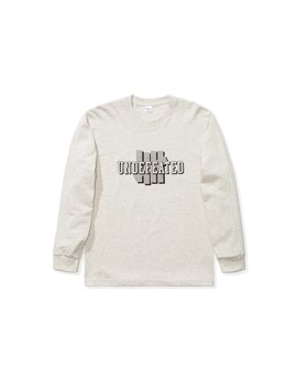 Undefeated Strike L/S Tee by Undefeated
