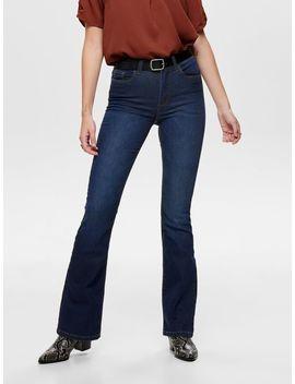 Jdynikki Hw Flared Jeans by Only