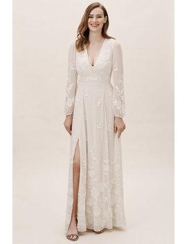 Bhldn Nassau Gown by Bhldn