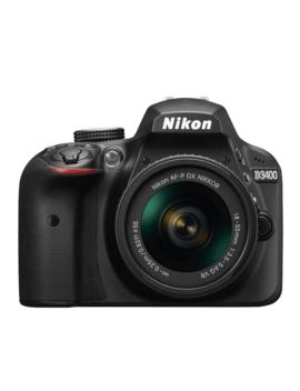 D3400 by Nikon
