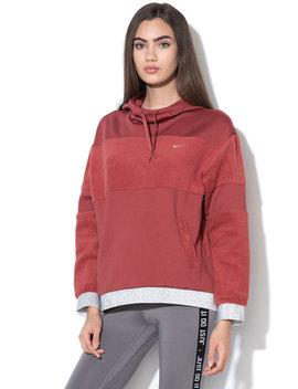 Hanorac Cu Captuseala Din Fleece, Pentru Fitness Icon by Nike