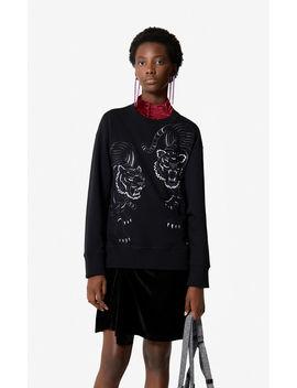 Sweatshirt 'double Tiger' by Kenzo