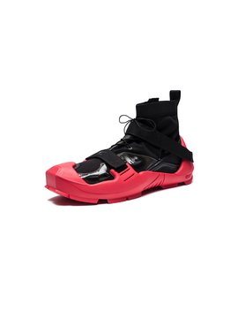 Nike X Mmw Free Trainer 3 Sp   Black/Universityred by Undefeated