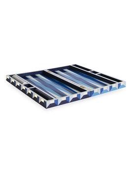 Sorrento Backgammon Set by Jonathan Adler