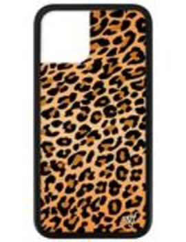 Leopard I Phone 11 Pro Case by Wildflower Cases