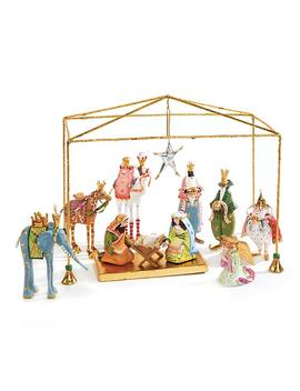Patience Brewster Nativity Mini Figures Introductory Set by Mac Kenzie Childs