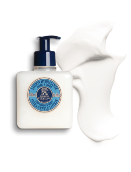 Shea Butter Extra Gentle Lotion For Hands Body by L'occitane