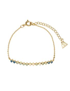 Azure Gold Bracelet by P D Paola