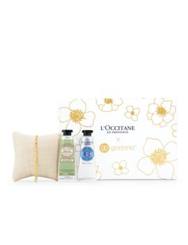 L'occitane X Gorjana Gift by L'occitane