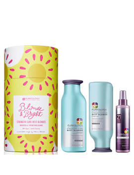 Pureology Best Blonde Christmas Set (Worth £60.00) by Pureology