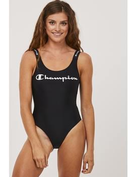 Script Swimsuit by Champion