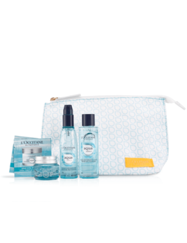 Hydration Skincare Discovery Kit by L'occitane
