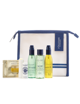 Cleansing Essentials Gift by L'occitane