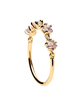 Electra Gold Ring by P D Paola