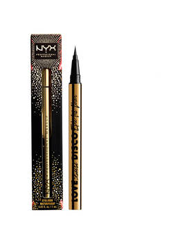Nyx Professional Makeup Epic Ink Limited Edition Eyeliner   Black 1ml by Lookfantastic