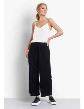 Romola Velour Culottes by Hush