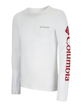 Columbia Mens Lodge Long Sleeve T Shirt by Columbia