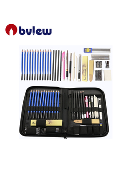 Professional 40 Pieces  Sketching Drawing Sketch Art Sets For Creating Drawing by Bview