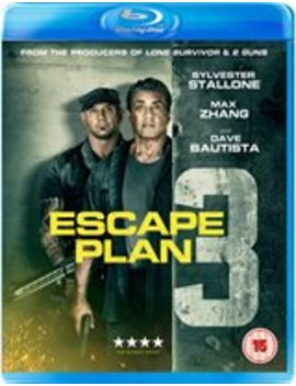 Escape Plan 3 by Hmv