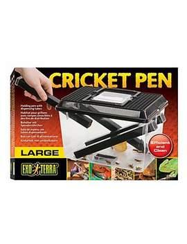 Exo Terra Cricket Pen With Dispensing Tubes Exo Terra Cricket Pen With Dispensing Tubes by Exo Terra