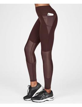 Power Shine Mesh Gym Leggings by Sweaty Betty
