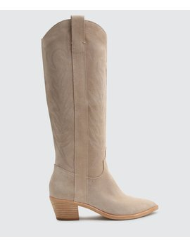 Solei Boots In Naturalsolei Boots In Natural by Dolce Vita