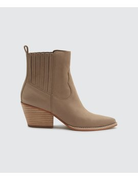 Suvi Booties In Light Taupesuvi Booties In Light Taupe by Dolce Vita