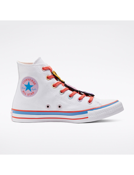 Converse X Millie Bobby Brown Chuck Taylor All Star High Top by Converse