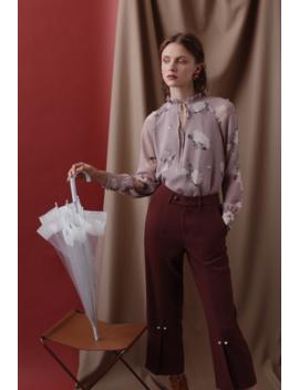 Belda Pearl Pants   Mauve by Petite Studio