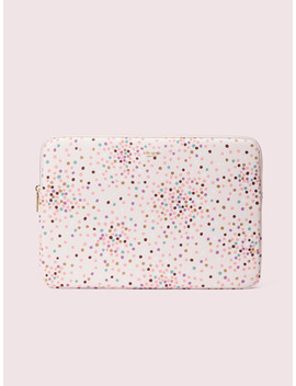 Disco Dots Universal Laptop Sleeve by Kate Spade