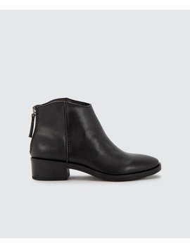 Trena Booties In Blacktrena Booties In Black by Dolce Vita