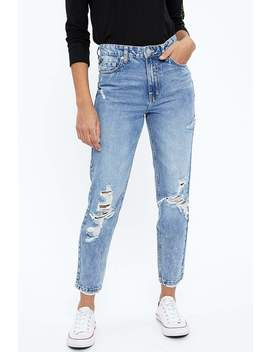 Aéropostale Real Denim Mom Jean by Bluenotes