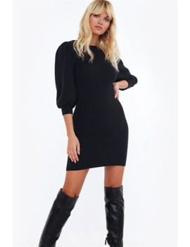Day Chic Knit Dress by Chiquelle