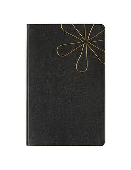 Matte Black Softbound Notebookviewed by Erin Condren